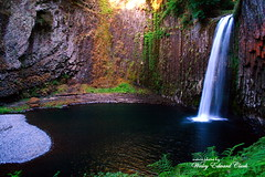 064.5jpg (Photos by Wesley Edward Clark) Tags: oregon waterfalls molalla scottsmills abiquacreek abiquafalls crookedfingerrd