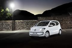 VW UP! (Scott McClure -) Tags: light up car vw night painting volkswagen star long exposure flash led trail audi vag lomotion 2013