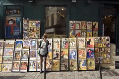 Poster shop, Montmartre, Paris (dkjphoto) Tags: paris france art tourism church shop seine shopping painting poster french europe tour district basilica hill johnson montmartre tourist historic dome impressionism iledefrance vangogh impressionist gauguin placedutertre sacrecoeurbasilica basilicaofthesacredheartofparis denniskjohnson