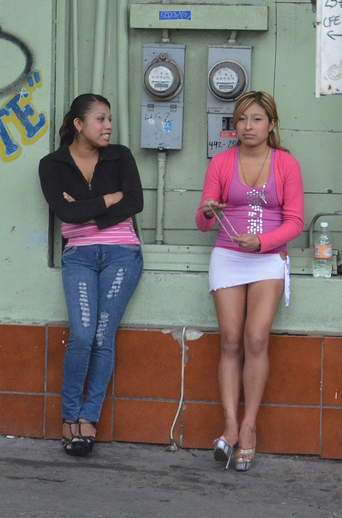Latina street girls exact