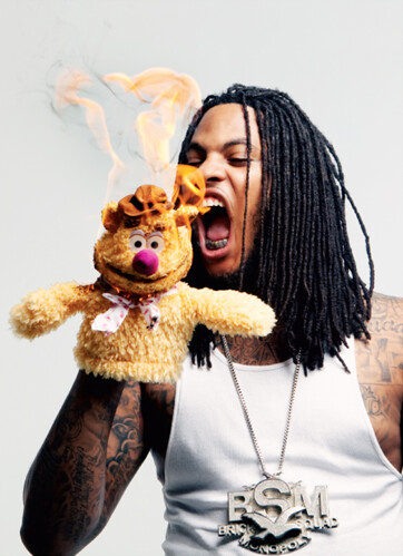Video Waka Flocka Calls Gucci Mane a cornball and denies running a train on Nicki Minaj
