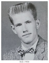 School Days | 1958 | Bob (e r j k . a m e r j k a) Tags: portrait bw men senior vintage pennsylvania yearbook bob style oldschool highschool math genealogy 1958 robinson allegheny seniors upperohiovalley erjkprunczyk