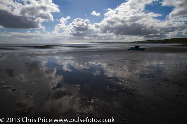 Carne Beach, Cornwall