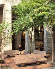 POPS012: Urban Plaza, 32 Old Slip - Financial Square, Financial District, Downtown Manhattan, New York City (jag9889) Tags: park plaza city nyc ny newyork tower public architecture publicspace skyscraper office downtown manhattan space financialdistrict owned resolution 12 pops lowermanhattan concession zoning popos variance privatelyownedpublicspace 2013 privately 32oldslip financialsquare jag9889