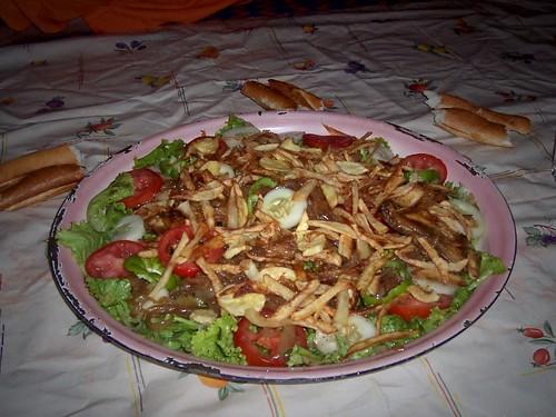 Repas, Nouakchott, Mauritanie