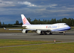 B-18721 Boeing 747-409F China Airlines Cargo (Keith B Pics) Tags: china alaska anchorage boeing anc 747 freighter b747 panc b18721
