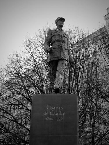 Charles De Gaulle, Varsovie, Pologne