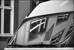 Urban reflections (Voss-Nilsen) Tags: city travel houses windows bw house reflection building cars window car oslo norway by architecture digital canon buildings reflections photography eos mono norge photo europa europe flickr pattern foto patterns bil 5d nordic grayscale arcitecture scandinavia digitalphoto hus biler vinduer arkitektur architectura photograpy refleksjon vindu monocrome bybilder stlandet bygning mnster skandinavia bygninger monokrom svarthvitt digitalt digitalfoto reisebilder byggninger stkanten grtoner byggning oslobilder bybilde grtone refelksjon oslobilde digitafoto vossnilsen