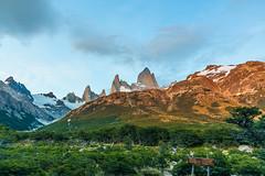 Sunrise at Poincenot (mcvmjr1971) Tags: travel parque argentina roy sunrise d50 landscape los nikon fitzroy el nikond50 nacional fitz chalten glaciares parquenacionallosglaciares tokina1116f28 elchaltenargentina campingareapoincenot