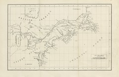 Image taken from page 10 of 'The First English Conquest of Canada; with some account of the earliest settlements in Nova Scotia, and Newfoundland' (The British Library) Tags: map large publicdomain page10 vol0 geo:continent=northamerica bldigital mechanicalcurator pubplacelondon date1871 kirkehenry sysnum001975734 imagesfrombook001975734 imagesfromvolume0019757340 geo:osmscale=4 hasgeoref