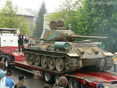 """T-34 85 (64) • <a style=""""font-size:0.8em;"""" href=""""http://www.flickr.com/photos/81723459@N04/11248041055/"""" target=""""_blank"""">View on Flickr</a>"""