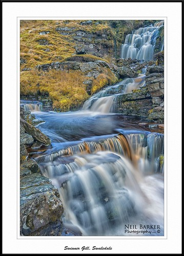 Swinner Gill, Swaledale