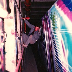 "CatWalk #catellovision #layup #1980snycgraffiti #nycgraffiti #nyc #mta #subway #tunnel #subwayart #graffiti #toptobottom #pmsley • <a style=""font-size:0.8em;"" href=""http://www.flickr.com/photos/24978344@N07/11445431104/"" target=""_blank"">View on Flickr</a>"