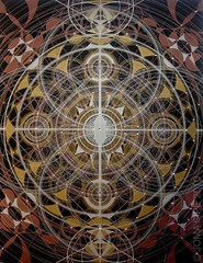 Silncios l Silences (Original Version) (joma.sipe) Tags: art geometric arte spirit geometry mandala sacred l geometrical spiritual occult sagrada mystic gnosis visionary esoteric espiritual joma geometria mandalas theosophical mysticism oculto geomtrica theosophy silences sipe theosophie geomtrico esotrico teosofia silncios visionria jomasipe