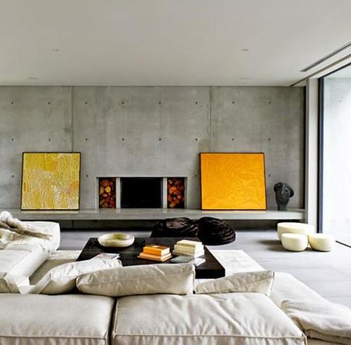 paredes en concreto