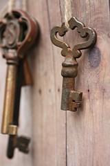 Keys (kimlestrange) Tags: keys antique
