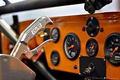 ENGAGE THE HYPERDRIVE (Darkmoon Photography) Tags: orange oklahoma dof jeep offroad availablelight okc custom rockcrawler niftyfifty cj3a reddirtjeeps customoffroadequipment