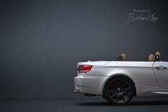 M3 Convertible (burhankhan) Tags: white scale car model nikon power m replica bmw setup m3 118 diecast e92 strobist 18105mm yongnuo d3100