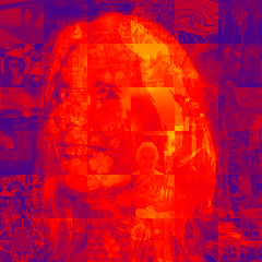 Looking Back at 2011 & 2012 (soniaadammurray - On & Off) Tags: life selfportrait abstract art smile collage memories 2012 digitalphotography 2011