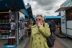 Smoker (Briggate.com) Tags: sunglasses market cigarette markets leeds smoking leedscitymarkets kirkgatemarket p1210575assmartobject1