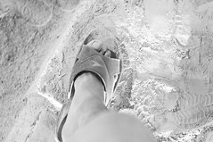 Seperti Tepung (Kolor Plus) Tags: street bw black rain rollei photography volcano photo streetphoto gunung abu volcanic photooftheday hujan pasca kelud erupsi gunungkelud mountkelud vulkanik mtkelud {vision}:{outdoor}=092 {vision}:{mountain}=0526
