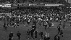 Sheffield Utd v Notts Forest (sjs.sheffield) Tags: nottingham bw white black cup forest canon football soccer sheffield united powershot round february 5th blades fa 2014 sufc 160214 twitterblades sufctweets sjssheffield