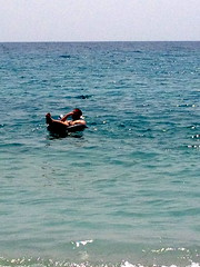 De Adriatische zee