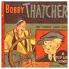 Bobby Thatcher by George Storm (Michael Vance1) Tags: art oklahoma comics artist adventure comicbooks comicstrip goldenage cartoonist