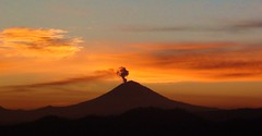 Volcano (José Lira) Tags: popocatépetl
