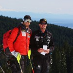 Janyk and Crichton, 2014 Keurig Cup at Grouse Mountain PHOTO CREDIT: John Preissl