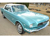 Ford Mustang Convertible ´66 Verdeck