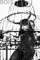 EmilyGloomy-34 (SkyzzoTattoo) Tags: dark emily gloomy sunday feather cage crow damned