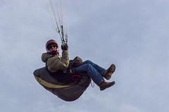 Paragliding Luskville