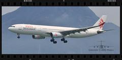 B-HLB (EI-AMD Aviation Photography) Tags: airbus a330 eiamd vhhh bhlb hkg photos aviation airport airline avgeek dragonair