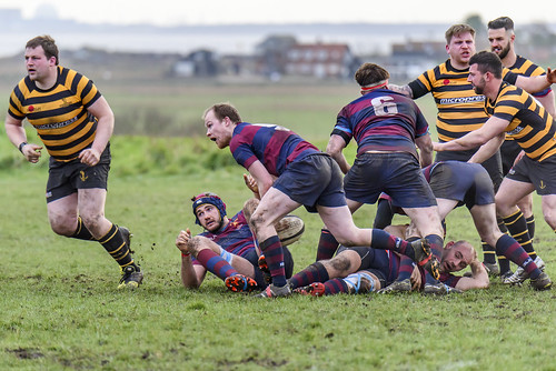 H34X9143 Southwold RFC1 v East London RFC