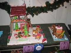 Christmas 2016 (Catapilla) Tags: catapillaproject meetup peddlersvillage christmas gingerbreadhouse