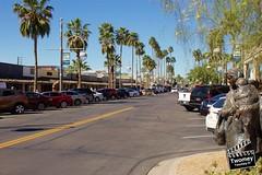 Shops On 5th Ave. (danieltwomey) Tags: arizona az baseball giants old scottsdale set spring sun sunset town training