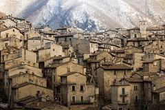 Scanno (Massimiliano Teodori) Tags: abruzzo scanno landscape old town mountain ancient houses italian village canon6d 70200 canon70200f4lis