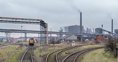 BRITISH STEEL SCUNTHORPE (Dave McDigital) Tags: applebyfrodingham industrialrailway industriallocomotive scunthorpe steelworks britishsteel mak di8 bobo diesel