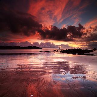 Dawn - Oakura Bay - NZ