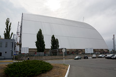 New safe confinement (Big7000) Tags: chernobyl reactor 4 new safe confinement sarcophagus