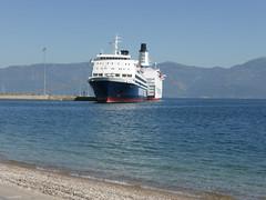 Ελλάδα του γαλάζιου! P1010838 (amalia_mar) Tags: αίγιοαχαϊαελλάδα γαλάζιο καράβι θάλασσα ουρανόσ greece blue sea sky ship
