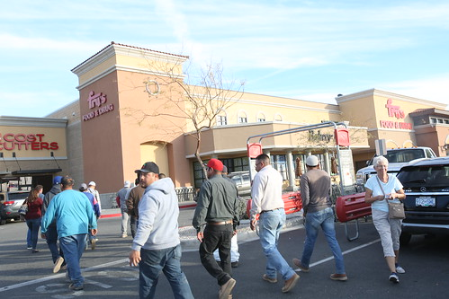 JV Smith Companies gave workers $50 gift cards to Fry's Shopping Center