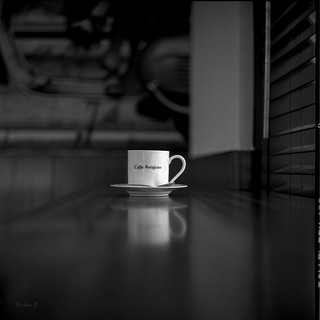 Coffee - Film Rolleiflex
