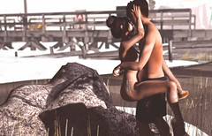 dont drop me please,i just need a quick pho- (Cassandra Middles) Tags: sl epiphany secondlife second life c88 collabor88 coming soon new events kustom9 shopping couples beach bikini holding blog blogger blogging give away winners