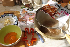 Easter Fun Workshop! (Magryciak) Tags: 2017 easter home kitchen cook bake cake newzealand northisland canon eos colour ginger egg hotcrossbun bun easterbunny