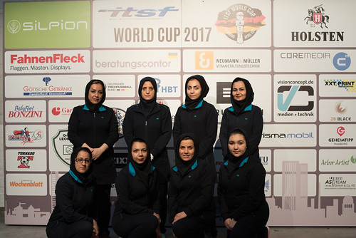 Team Iran Women