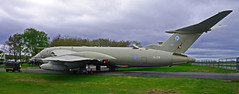 Handley Page Victor - Yorkshire Air Museum. (wontolla1 (Septuagenarian)) Tags: yorkshire air museum york airmen airforce plane airfield victor handley page