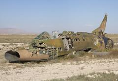 F-100C 54-2053 CLOFTING IMG_5320 FL (Chris Lofting) Tags: f100c f100 542053 konya konyarange supersabre thk turkishairforce