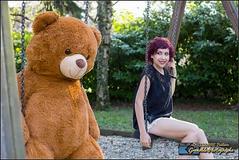 IMG_0035-cc (df38photo) Tags: marion nounours df38photo dusserre isere grenoble rhonealpes peluche portrait sexy enfance jeu games